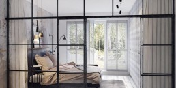 clean-and-beautiful-steel-doors-and-windows-design